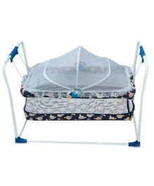 Bajaj Baby Cradle Cum Bassinet Super Dx