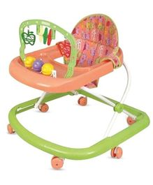Bajaj Baby Walker AM Green And Orange