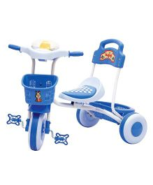 Bajaj Tricycle Cuty Dx - Blue And Pink