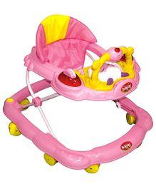 Bajaj Baby Walker - Pink