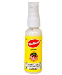 RunBugz Mosquito Repellent Body Lotion - 50 ml