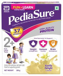 PediaSure Vanilla Refill Pack - 200 gm