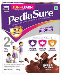 PediaSure Chocolate Refill Pack - 200 gm