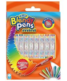 RenArt Mini Blendy Pens - Pack of 20