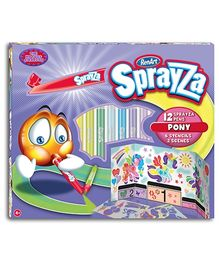 RenArt Sprayza Super Pro Set 2 - Pony