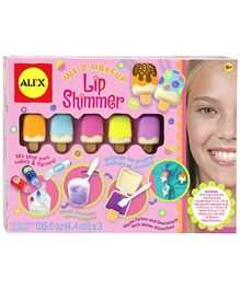 Alex Toys Mix And Make Up Lip Shimmer
