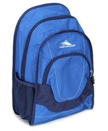 High Sierra Widget Backpack Blue - 18 Inches