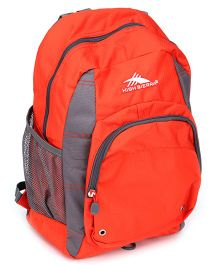 High Sierra Impact Backpack Orange - 16 Inches