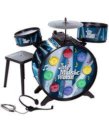 Simba My Music World Electronic Drum Set
