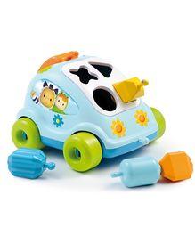 SMOBY Cotoons Shape Sorter Car