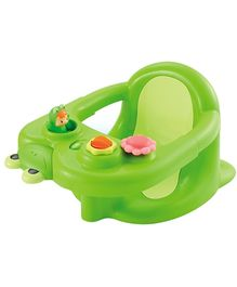 Smoby Cotoons Baby Bath Seat - Green