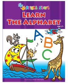 Brightstart Learn The Alphabet - English