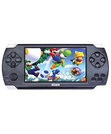Asian Games PSP 32 Bit Star - Black