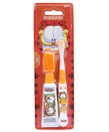 Brush Buddies Garfield Kids Soft Brushing Kit - Length 16 cm