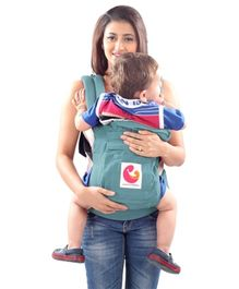 Nahshon 3 Way Baby Carrier Ball - Blue