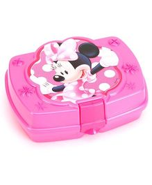 Minnie Mouse Lunch Box - Pink