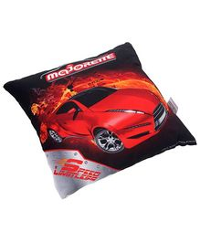Majorette Square Shape Cushion - Speed Limitless Print