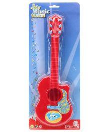 Simba My Music World Guitar Guitar - Red