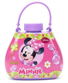 Disney Handbag Minnie Mouse Plastic Bubble Pink - 200 ml