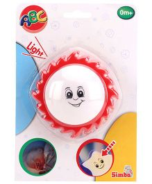 Simba ABC Night Light Three Assorted Shapes