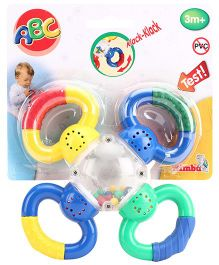 ABC Multifunction Rattle