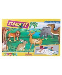 Zephyr - Stamp It Animal Kingdom