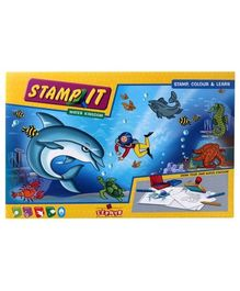 Zephyr - Stamp It - Water Kingdom