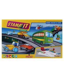 Zephyr - Stamp It - Transport