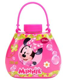 Disney Handbag Minnie Mouse Plastic Bubble - 200 ml