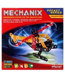 Zephyr - Mechanix Pocket Series Helicopters