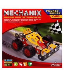 Zephyr - Mechanix Pocket Series Cars
