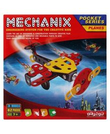 Zephyr Mechanix Pocket Series Planes