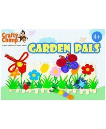 Crafty Chimp Garden Pals