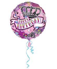 Wanna Party Birthday Balloon - Multi Color