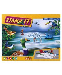 Zephyr - Stamp It Birds