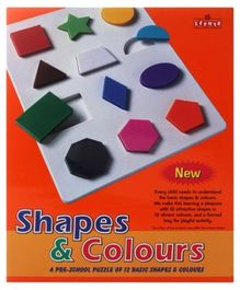 Zephyr Shapes & Color Puzzle