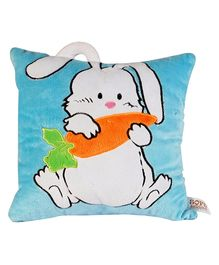Soft Buddies Cushion Playtoy Loop Rabbit - Blue
