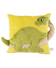 Soft Buddies Cushion Playtoy Loop Dinosaur - Green