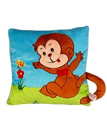 Soft Buddies Cushion Playtoy Loop - Monkey