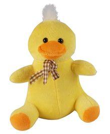 Soft Buddies Duck Soft Toy Yellow - 23 cm