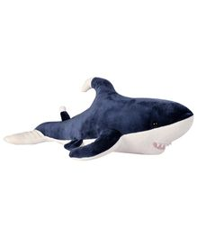 Soft Buddies Whale Soft Toy - Height 45 cm