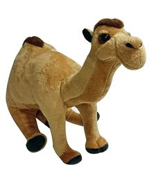 Soft Buddies Camel Soft Toy Light Brown - Height 22 cm