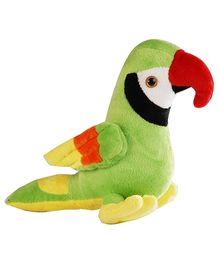 Soft Buddies Parrot Soft Toy - Multicolor