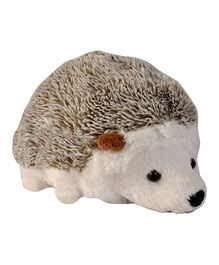 Soft Buddies Hedgehog Soft Toy Brown - Height 20 cm