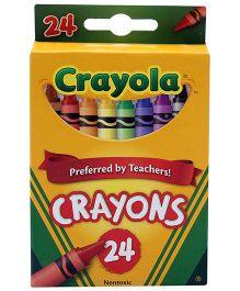 Crayola Crayons - 24 Crayons