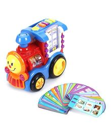 Mee Mee Educational Musical Engine With Flash Cards