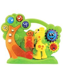 Mee Mee Musical Toy - Multi Color