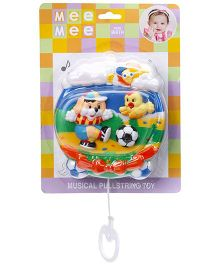 Mee Mee Pullstring Toy - Multi Color