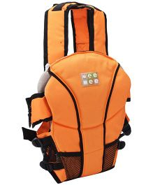 Mee Mee Baby Carrier 4 Way - Orange