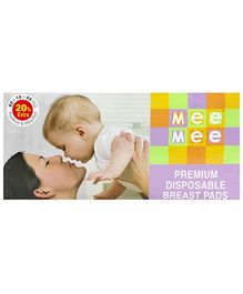 Mee Mee Premium Disposable Breast Pad - 96 Pieces